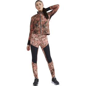Craft SubZ Padded Tights Women print nova/buff